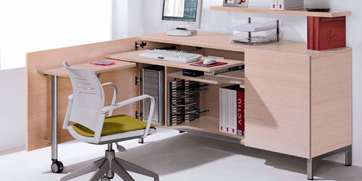 Ofitecnic mobiliario de oficina algeciras for Mobiliario y equipo
